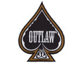 Novelty Items - Cue Brand Patch - Outlaw - NIPATCH OL