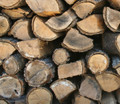 1/2 Cord Seasoned Firewood
