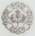6423-10 Triage Ban Brooch