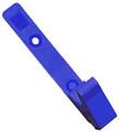 2115-2002 - Clip Plastic Delrin Strap Blue 100 Per Pack