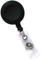 2120-3031 - Retractable Badge Reel Black 100 Per Pack