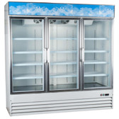 Fridge , 3 Door Glass , SOCOLD PRODUCTS