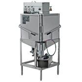 CMA Dishmachines C-2 Single Rack Low Temperature,Corner 115V