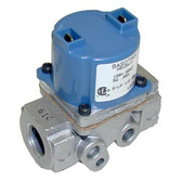"""SOLENOID VALVE  GAS NAT/LP 1/2"""" FPT GAS IN/OUT - LINCOLN OVEN"""