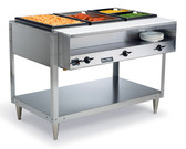 Steamtable,3 hot food wells,Vollrath