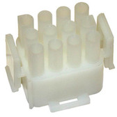 12 PIN PLASTIC CONNECTOR, MALE - FRYMASTER