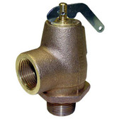 "NPT STEAM SAFETY VALVE 3/4"", FUNCTION - FRYMASTER"