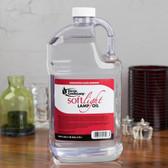 Soft Light 1 Gallon Bulk Lamp Fuel, Smokeless Liquid Candle Paraffin Wax - 4 / Case