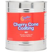 Cherry Ice Cream Cone Shell Dip