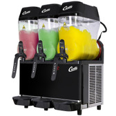 Curtis CFB3 Triple 3Gal Slushy/Granita Frozen Beverage Dispenser
