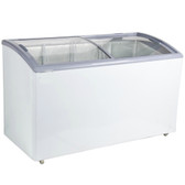 Curved Lid Display Freezer - 13 cu. ft.