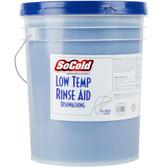 Low Temperature Dish Washing Machine Rinse 5 Gallon