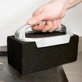 """Scrubble by ACS GB12-TSH 8"""" x 4"""" x 3 1/2"""" Grill Brick - 12/Case"""