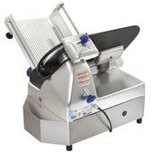 "Vollrath 40954 12"" Heavy Duty Automatic Meat Slicer with Safe Blade Removal System - 3/4 hp"
