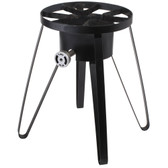 "Backyard Pro 21"" Tall Outdoor Gas Range / Patio Stove - 55,000 BTU"