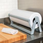 "18"" x 1000' Wet Wax Paper Roll"