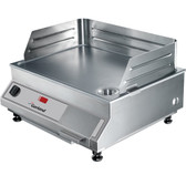 "Garland GI-SH/GR 5000 21"" Countertop Induction Griddle - 208V, 3 Phase, 5 kW"