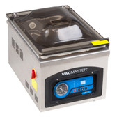 "ARY VacMaster VP215 Chamber Vacuum Packaging Machine with 10 1/4"" Seal Bar"