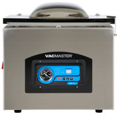 "ARY VacMaster VP321 Chamber Vacuum Packaging Machine with Two 17 1/4"" Seal Bars"