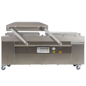 """ARY VacMaster VP731 Two Chamber Floor Model Vacuum Packaging Machine with 31"""" Seal Bars"""
