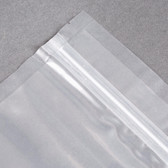 """ARY VacMaster 50717 6"""" x 10"""" Chamber Vacuum Packaging Bags with Zipper 3 Mil - 1000/Case"""