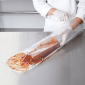"""ARY VacMaster 30730 10"""" x 30"""" Chamber Vacuum Packaging Pouches / Bags 3 Mil - 500/Case"""