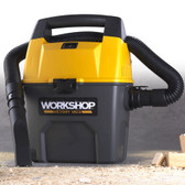 Workshop WS0300VA 3 Gallon Wet / Dry Vacuum