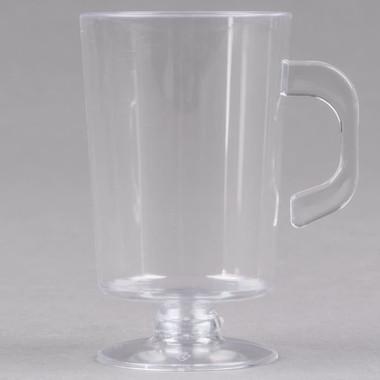 Fineline 6416-CL Tiny Temptations 2 oz  Clear Espresso Mug