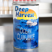 46 oz. Ocean Clam Juice