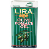 Lira Olive Pomace Oil - 1 Gallon Tin
