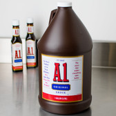 A1 Steak Sauce 1 Gallon - 2/Case