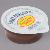 Sweet Baby Ray's 2 oz. Barbecue Sauce Dipping Cup - 72/Case