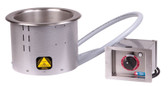 Alto Shaam 1100-RW 11-qt Drop-In Soup Warmer w/ Thermostatic Controls, 120v