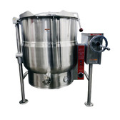 ELT-40 40-Gallon Electric Tilting Steam Kettle ( AVAILABLE IN 208V, 220V & 240V )