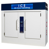 "Leer VM85 84"" Ice Vending Machine - 110V"