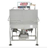 SoCold Warewashing II Double Rack Low Temperature Corner Dishwasher - Left Side, 115V