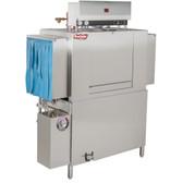 SoCold Warewashing 44 Conveyor High Temperature Dishwasher - Left to Right, 208V, 3 Phase