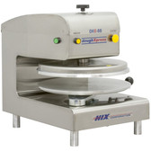 "DoughXpress DXE-SS Automatic Pizza Dough Press 18"" - Electromechanical"