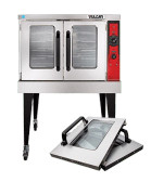 Vulcan VC5GD - Gas Convection Oven with Removable Doors - 50,000 BTU - Energy Star Certified
