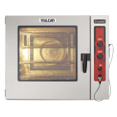 Vulcan ABC7G Half Size Gas Combi Oven with Probe - 80,000 BTU