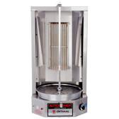 Optimal Automatics 3PGM Autodoner 35 lb. Vertical Broiler