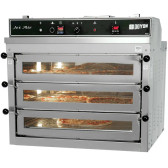Doyon PIZ3 Triple Deck Electric Pizza Oven - 220V