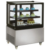 """48"""" Standing Refrigerated Display Case - 13 Cu. Ft."""