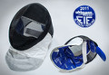 Mask Foil FIE - Uhlmann with Removable Lining, NEW STRAP FIE 2018