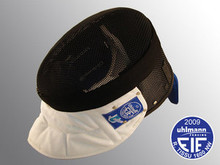 Uhlmann Epee Fencing Mask with 2018 FIE STRAP