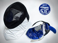 Mask Epee FIE - Uhmann, Removable Lining, NEW STRAP FIE 2018