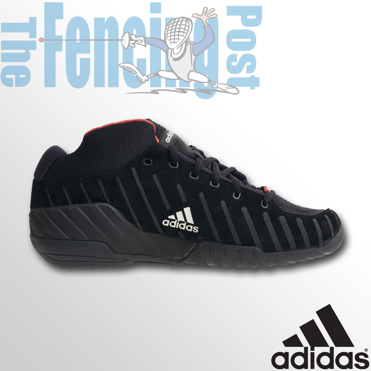 Fencing Shoe - Adidas adiPower FENCING Limited Edition- Sizes only 12.5 ; 13, 16 Close out