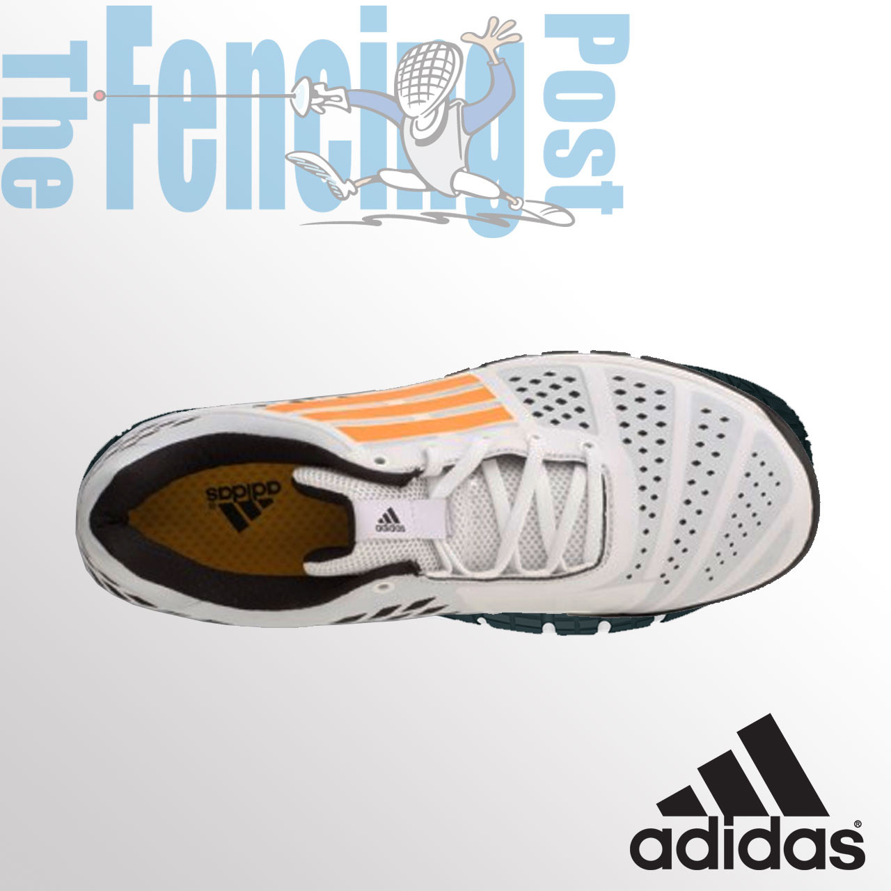 Clearance Adidas Patinando Fencing Shoes
