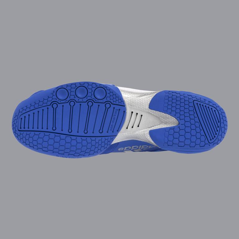 Favor Mirar Amasar  Fencing Shoes -Adidas 2018 D'Artagnan V BLUE - NEW!! - The Fencing Post