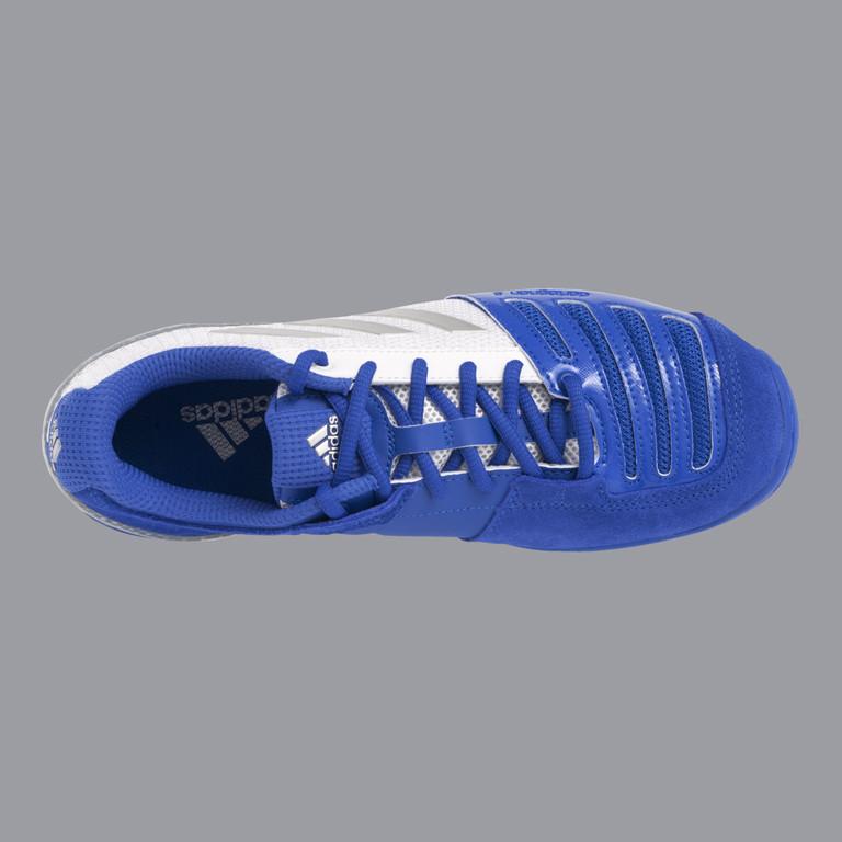 Fencing Shoes Adidas 2018 D'Artagnan V BLUE NEW!!